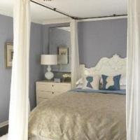 romantische slaapkamer inrichten, Deco ideeën